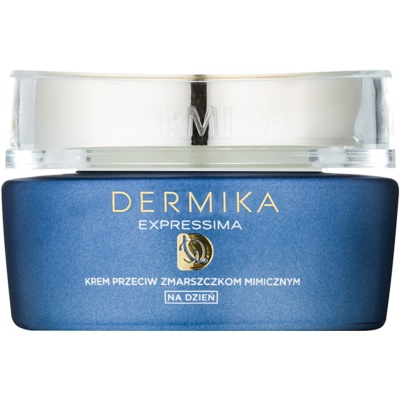 Hydrating Day Cream against expression wrinkles