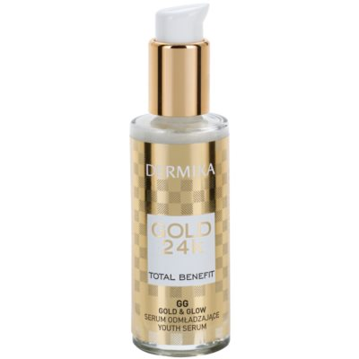 Rejuvenating Serum with Brightening and Smoothing Effect