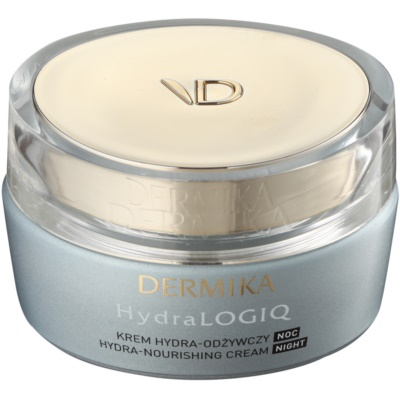 Night Nourishing Cream With Moisturizing Effect