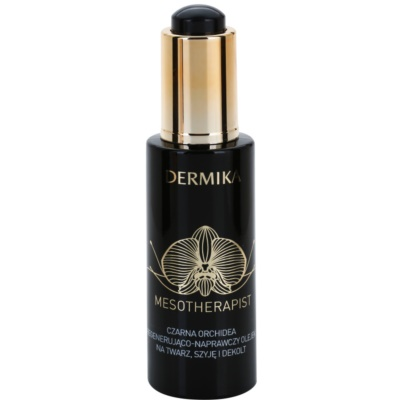 Regenerating Night Serum For Face, Neck And Chest