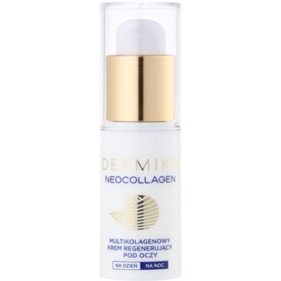 crema regeneradora y reafirmante para contorno de ojos