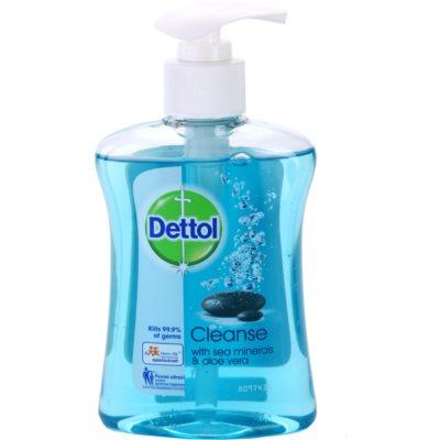 antibakteriální mýdlo