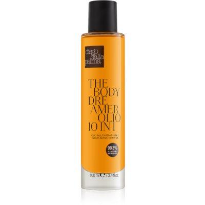 multifunkčný olej na tvár, telo a vlasy