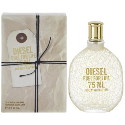 Diesel Fuel for Life Femme Eau de Parfum for Women