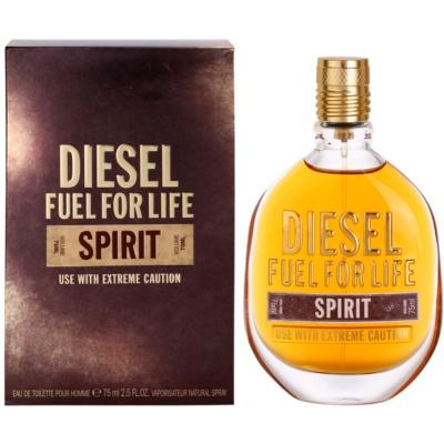 Diesel Fuel for Life Spirit eau de toilette férfiaknak
