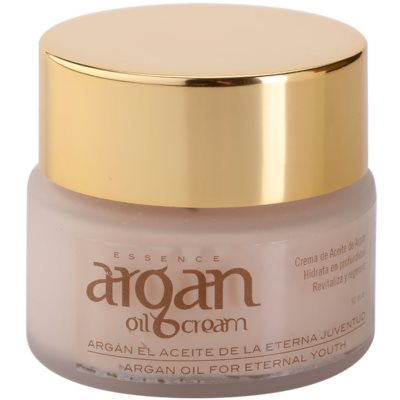 Nourishing And Moisturizing Day Cream With Argan Oil