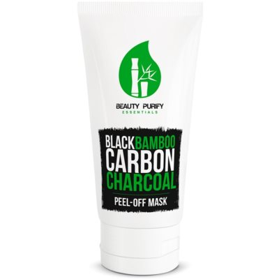 Peel-Off Mask with Bamboo Charcoal