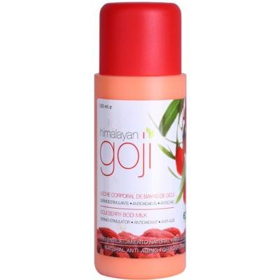 lotiune de corp din boabe de Goji