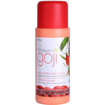 Body Lotion From Goji Berries