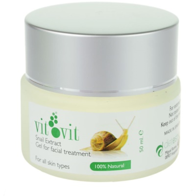 Facial Gel With Snail Extract