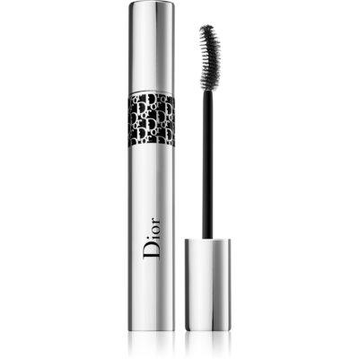 Dior Diorshow Iconic Overcurl Volumen-Mascara für geschwungene Wimpern Farbton 090 Over Black