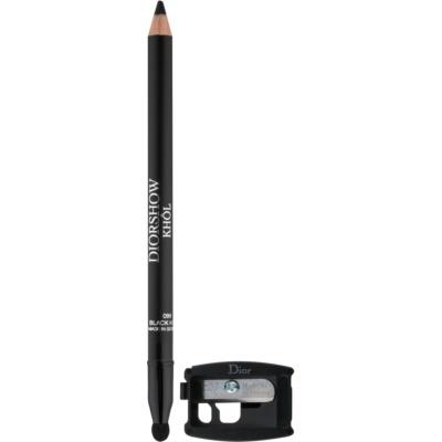 voděodolná tužka na oči s ořezávátkem