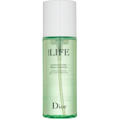 освежаваща почистваща пяна за всички типове кожа на лицето
