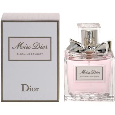 Dior Miss Dior Blooming Bouquet Eau de Toilette voor Vrouwen