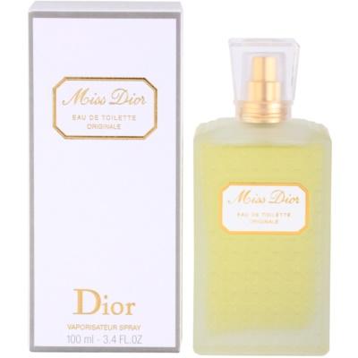 Dior Miss Dior Eau de Toilette Originale Eau de Toilette para mulheres