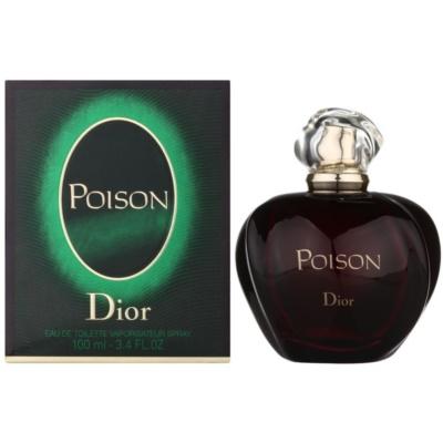 Dior Poison toaletná voda pre ženy