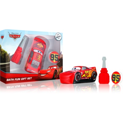 Disney Cosmetics Cars Cosmetic Set I.
