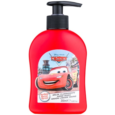 Disney Cosmetics Cars Liquid Hand Soap