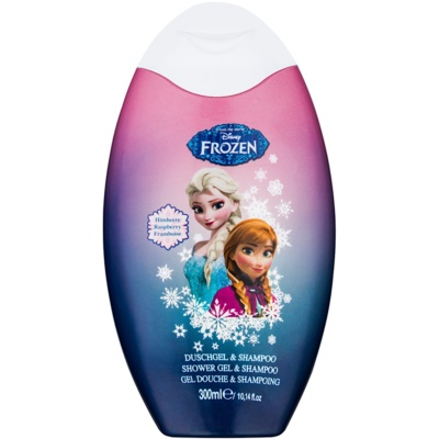 Disney Cosmetics Frozen gel za prhanje in šampon 2v1