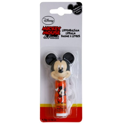 Disney Cosmetics Mickey Mouse & Friends balsam do ust o smaku owocowym