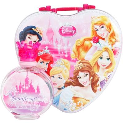 Disney Princess Gift Set I.  Eau De Toilette 100 ml + Snack Box