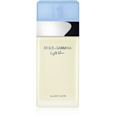 Dolce & Gabbana Light Blue Eau de Toillete για γυναίκες