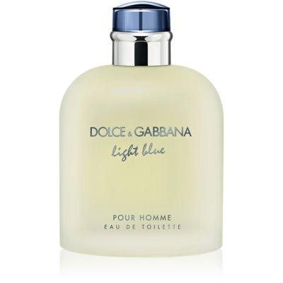 Dolce & Gabbana Light Blue Pour Homme toaletná voda pre mužov