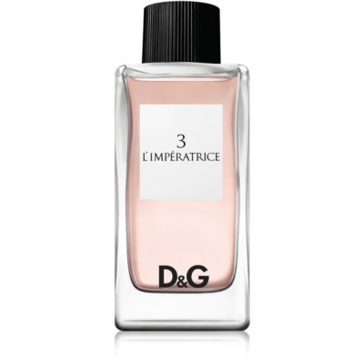 Dolce & Gabbana 3 L'Imperatrice Eau de Toilette for Women