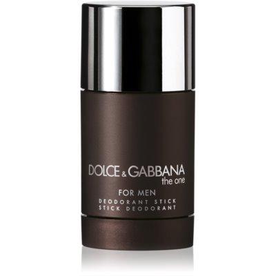 Dolce & Gabbana The One for Men део-стик за мъже 75 гр.