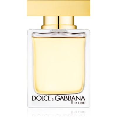 Dolce & Gabbana The One Eau de Toilette Eau de Toilette para mulheres