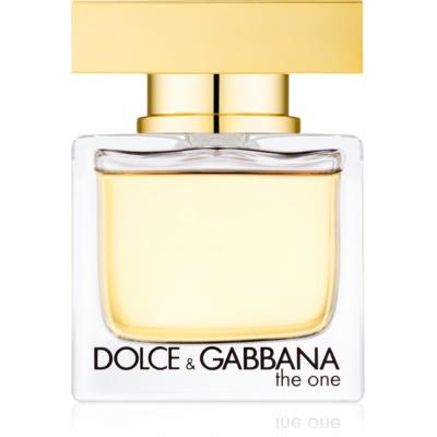 Dolce & Gabbana The One Eau de Toilette eau de toilette para mujer