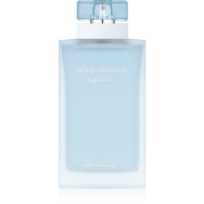 Dolce & Gabbana Light Blue Eau Intense parfémovaná voda pro ženy