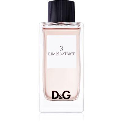 Dolce & Gabbana D&G Anthology L'Imperatrice 3 woda toaletowa dla kobiet
