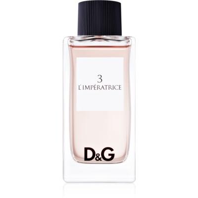 Dolce & Gabbana D&G Anthology L'Imperatrice 3 toaletna voda za ženske