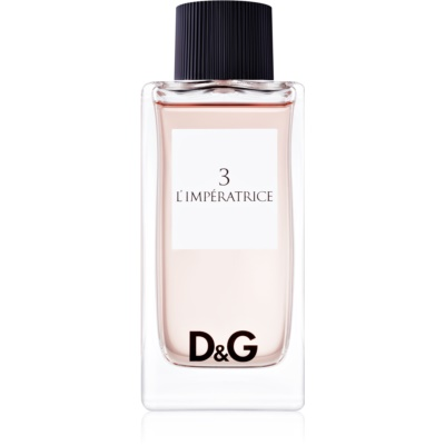 Dolce & Gabbana D&G Anthology L'Imperatrice 3 Eau de Toillete για γυναίκες