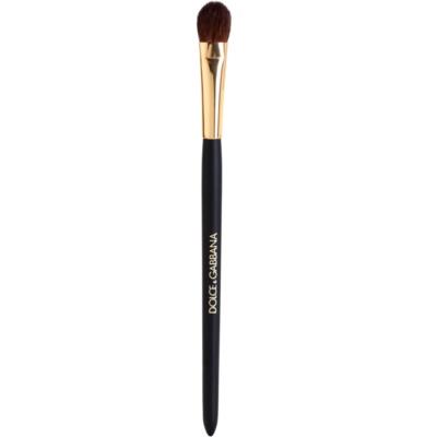 Dolce & Gabbana The Brush nagy ecset a szemhéjfestékekre és az arccsont vonalai