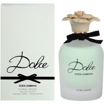 Dolce & Gabbana Dolce Floral Drops toaletna voda za žene