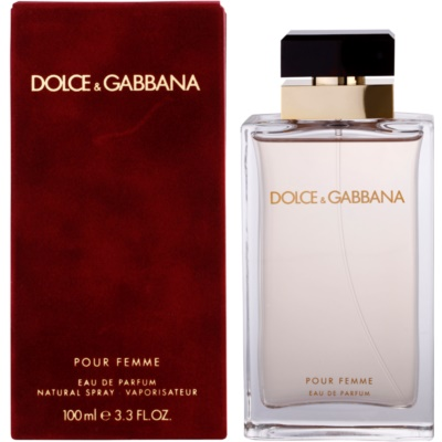 Dolce & Gabbana Pour Femme (2012) парфюмна вода за жени