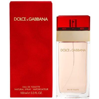 Dolce & Gabbana D&G eau de toilette para mujer