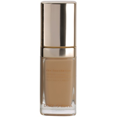 Dolce & Gabbana The Foundation Perfect Luminous Liquid Foundation rozjasňující tekutý make-up