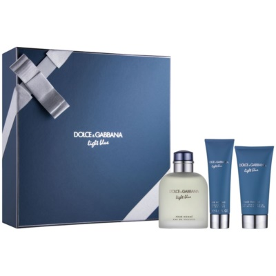 Dolce & Gabbana Light Blue Pour Homme darčeková sada I.