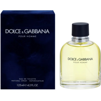 Dolce & Gabbana Pour Homme Eau de Toilette for Men