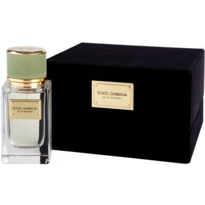 Dolce & Gabbana Velvet Bergamot eau de parfum férfiaknak