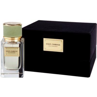 Dolce & Gabbana Velvet Bergamot eau de parfum pour homme