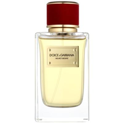 Dolce & Gabbana Velvet Desire eau de parfum pour femme