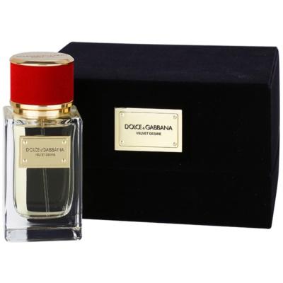 Dolce & Gabbana Velvet Desire eau de parfum nőknek