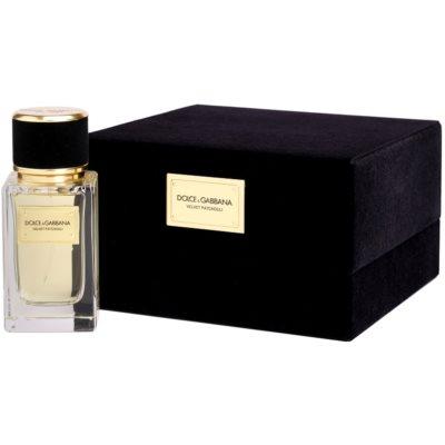 Dolce & Gabbana Velvet Patchouli woda perfumowana unisex
