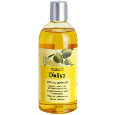 Shampoo for Maximum Volume