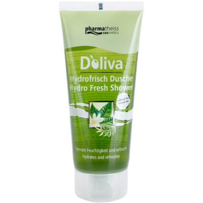 Moisturizing Shower Gel with Green Tea