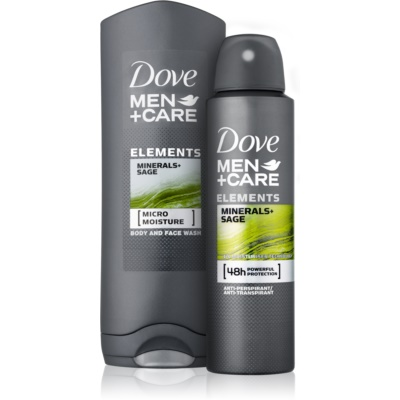Dove Men+Care Elements Cosmetic Set II.